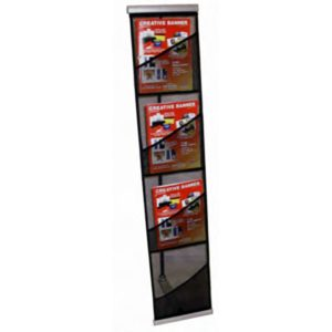 Brochure Stand Fabric