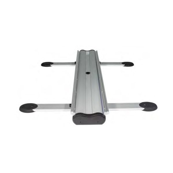 Outdoor Roll Up Stand Double Sided