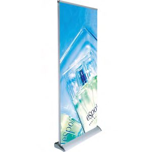 Roll Up Stand Double Sided