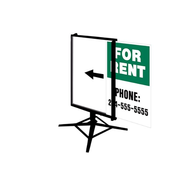 Outdoor Rotating Sign