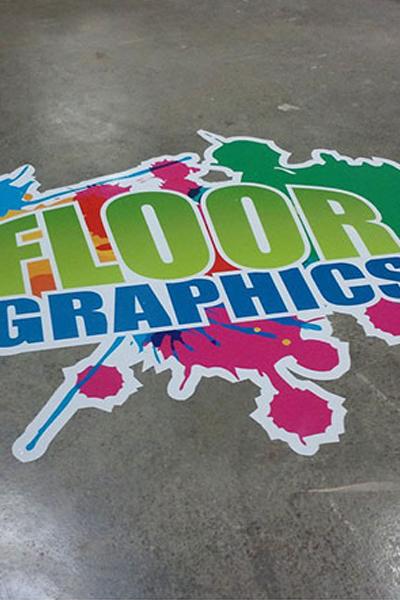 Floor Decals Toronto