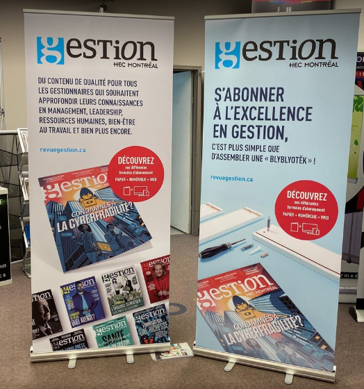 Pop Up Banners-Canada
